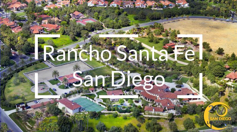 Rancho Santa Fe San Diego Locksmith