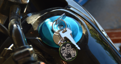 Motorcycle Keys