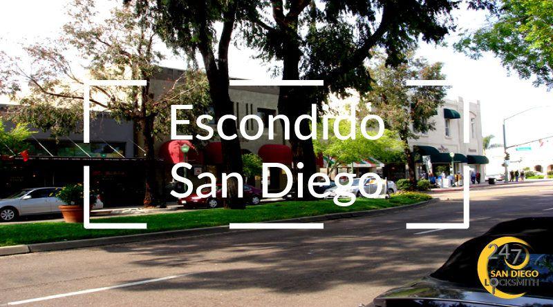 Escondido Area - San Diego Locksmith