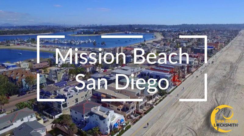Mission Beach Locksmith - San Diego Locksmith