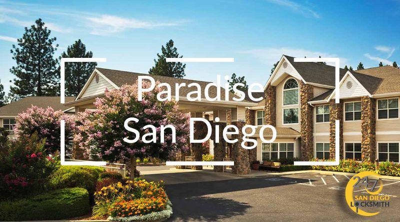 Paradise Locksmith - San Diego Locksmith