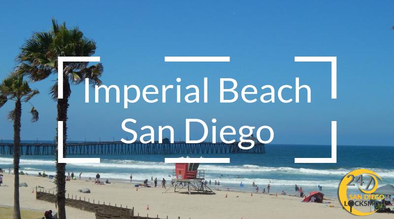 Imperial Beach Locksmith in San Diego County