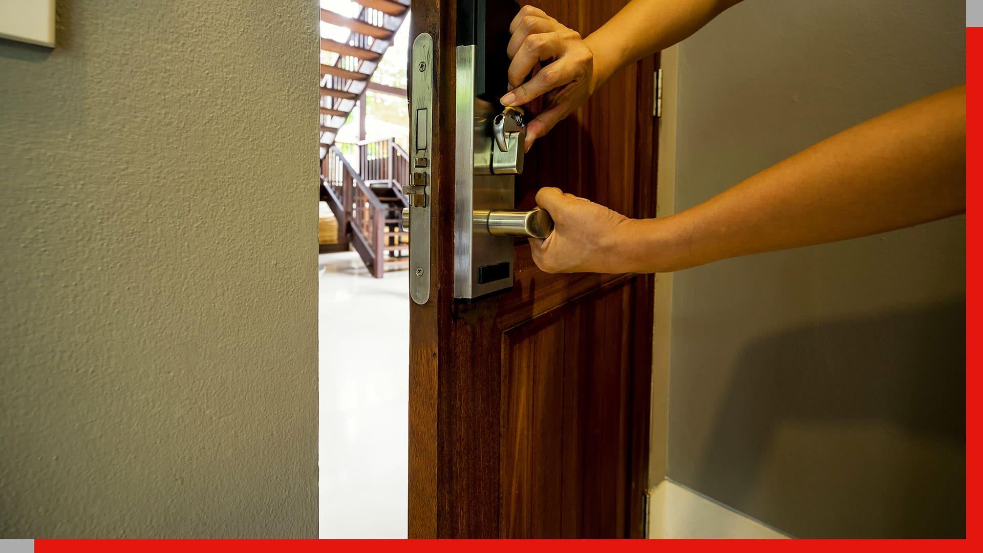 Residential Locksmith San Diego