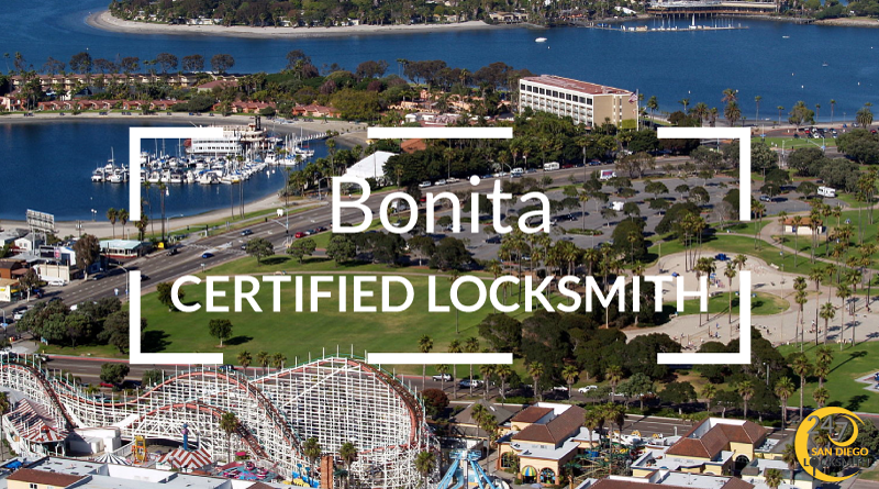 Bonita Locksmith Services in San Diego County