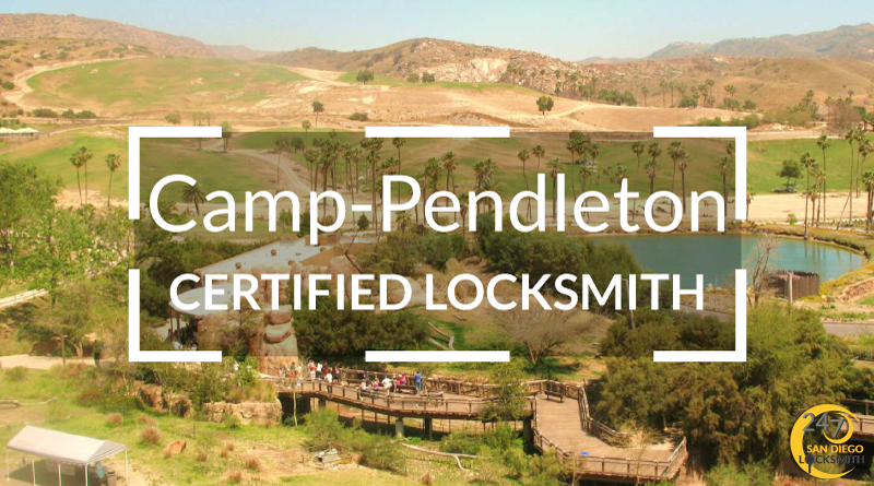Camp Pendleton Locksmith Services in San Diego County