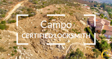 Campo Locksmith Services in San Diego County