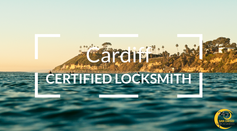 Cardiff Locksmith Services in San Diego County