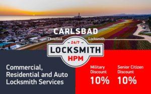 Carlsbad Locksmith Services in San Diego County