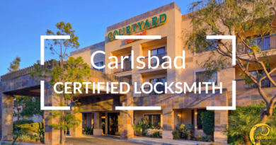 Carlsbad Locksmith Services in San Diego County