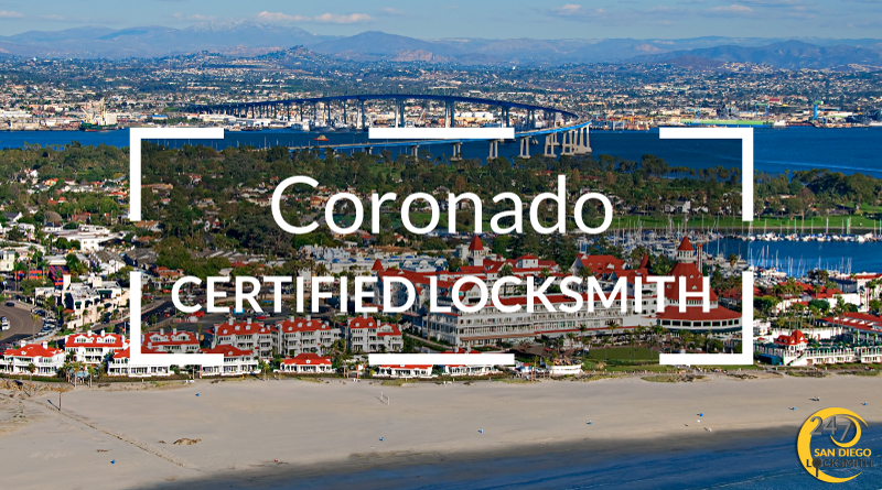 Coronado Locksmith Services in San Diego County
