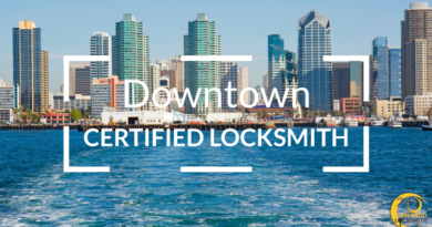 Downtown Locksmith Services in San Diego County