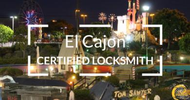 El Cajon Locksmith Services in San Diego County