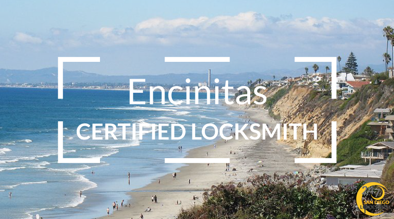 Encinitas Locksmith Services in San Diego County