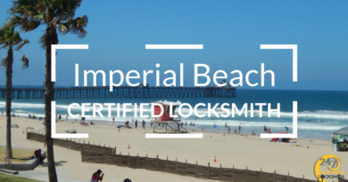 Imperial Beach Locksmith Services in San Diego County
