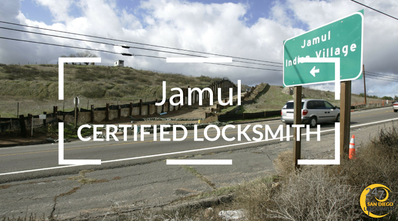 Jamul Locksmith Services in San Diego County