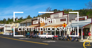 Julian Locksmith Services in San Diego County