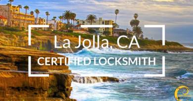La Jola Locksmith Services in San Diego County