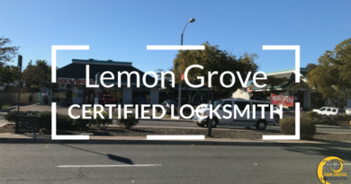 Lemon Locksmith Services in San Diego County