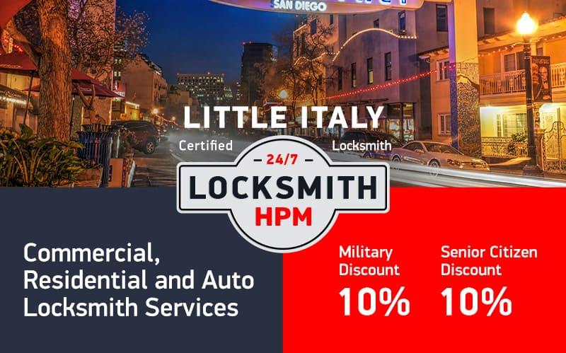 Little Italy Locksmith