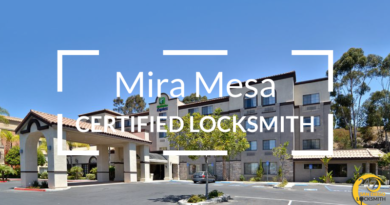 Mira Mesa Locksmith Services in San Diego County