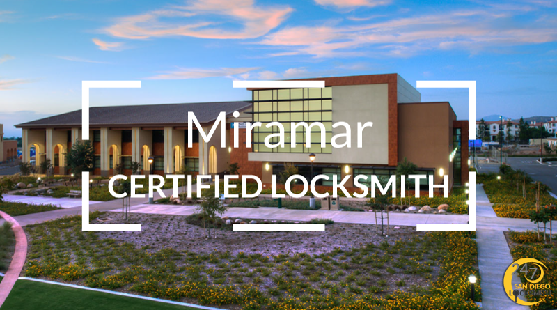 Miramar Locksmith Services in San Diego County