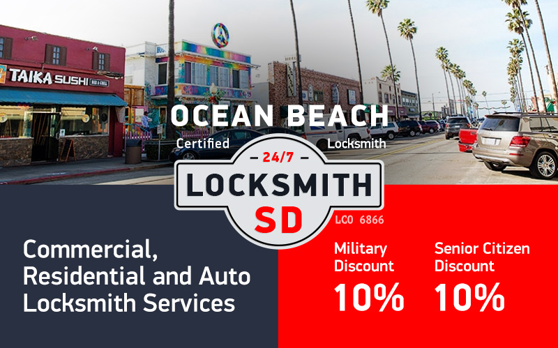 Ocean Beach Locksmith