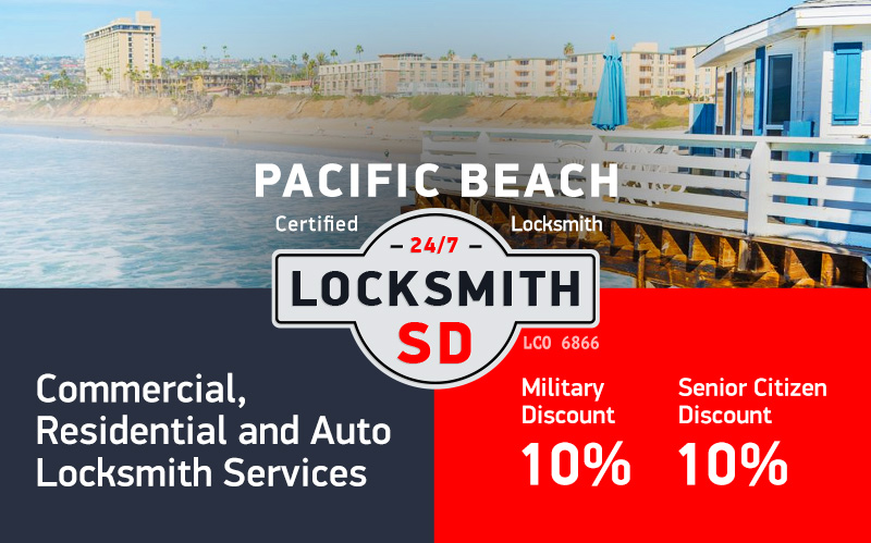 Pacific Beach Locksmith