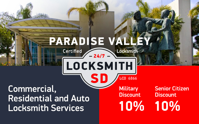 Paradise Valley Locksmith