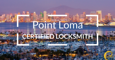 Point Loma Locksmith Services in San Diego County