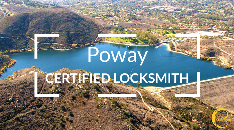 Poway Locksmith Services in San Diego County