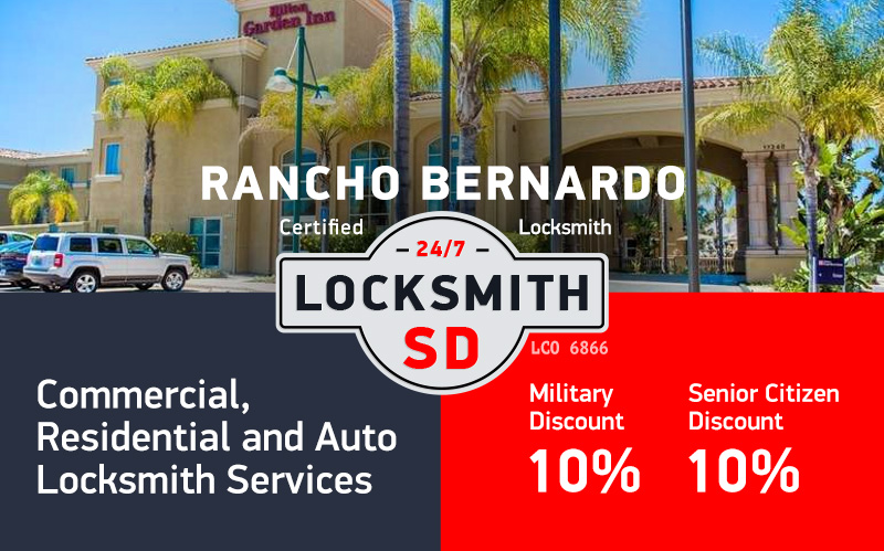 Rancho Bernardo Locksmith