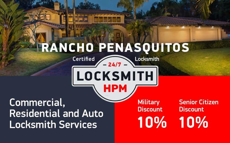 Rancho Penasquitos Locksmith