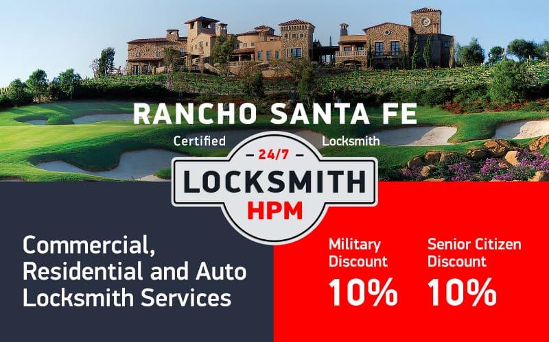 Rancho Santa Fe Locksmith