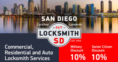 San Diego Locksmith Services in San Diego County