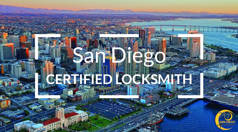 San Diego Locksmith Services in San Diego County