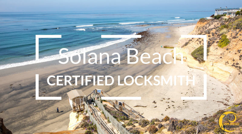 Solana Beach Locksmith Services in San Diego County