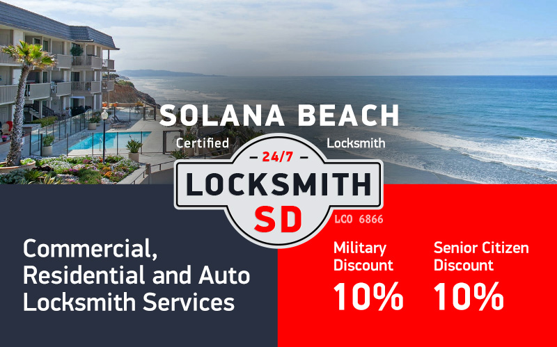 Solana Beach Locksmith
