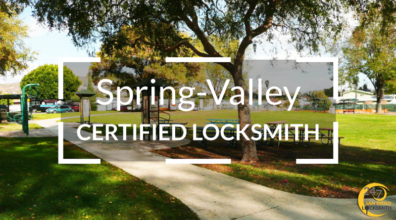 Spring Valley Locksmith Services in San Diego County