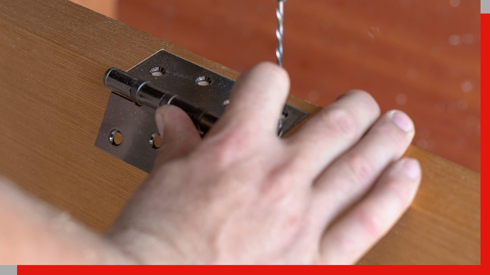 Locksmith Service Routine in San Diego