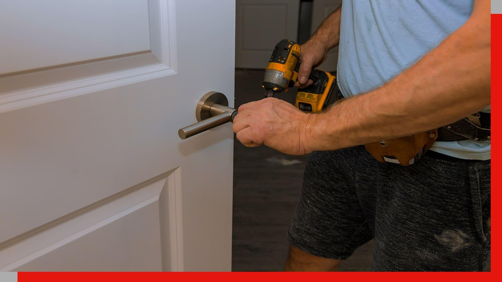 Door Lock Re-key Locksmith