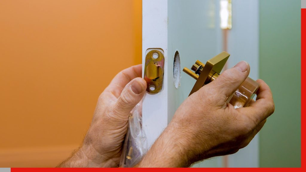 Residential Lock Installation in San Diego County