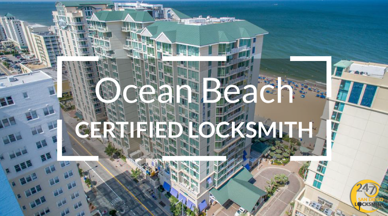 Ocean Beach Locksmith Services in San Diego County