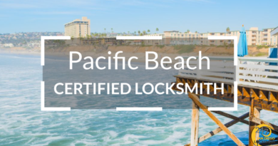 Pacific Beach Locksmith Services in San Diego County