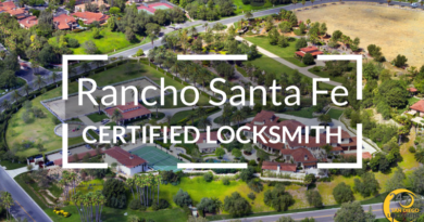 Rancho Santa Fe Locksmith Services in San Diego County