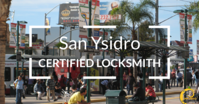 San Ysidro Locksmith Services in San Diego County