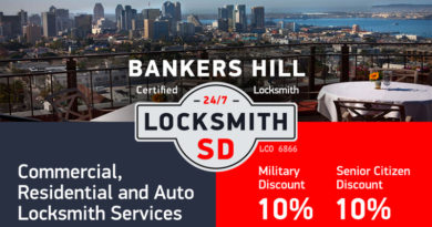 Bankers Hill Locksmith