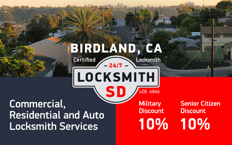 Birdland Locksmith