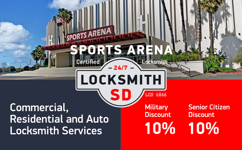 Sports Arena Locksmith