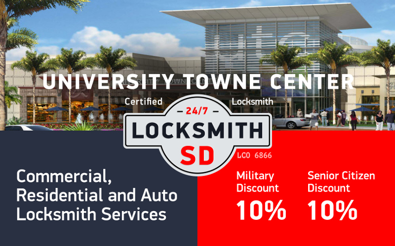 University Towne Center Locksmith