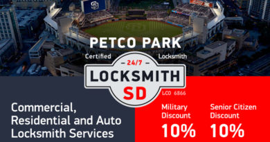 Petco Park Locksmith Services in San Diego